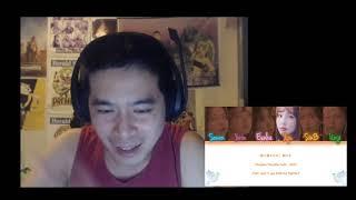 Gfriend fallin light lyric video reaction