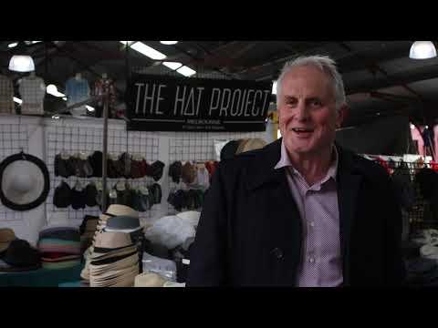 Saving Melbourne's Queen Vic Market