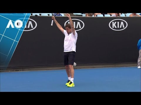 Legends: Moya/Philippoussis v Ferreira/Leconte match highlights (2R) | Australian Open 2017