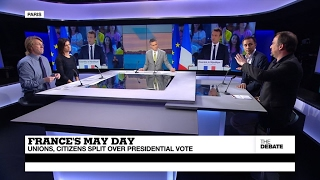 France's May Day  Unions, citizens split over presidential vote (part 2)
