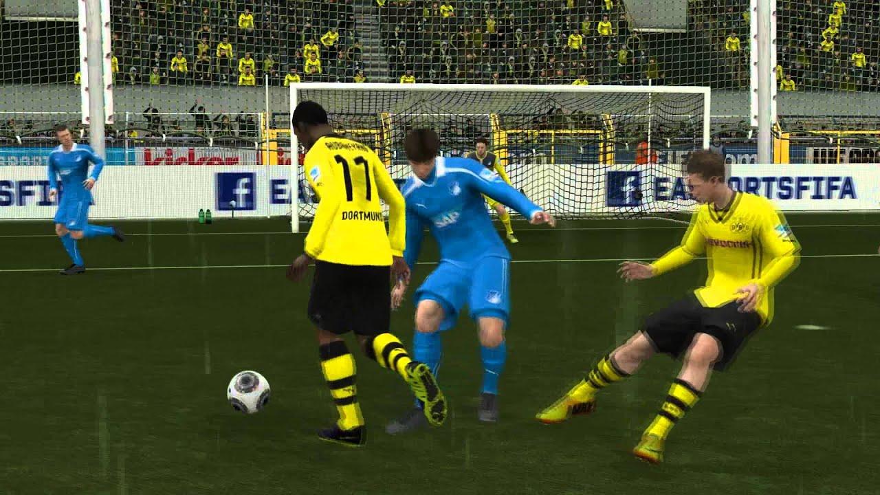 BoruГџia Dortmund Tsg Hoffenheim