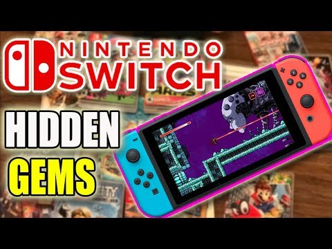 10 Nintendo Switch Hidden Gems | Fun Games You May Have Missed