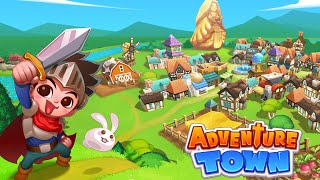Adventure Town Unlimited Money,gems Mod