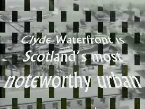 Clyde Waterfront Regen.wmv