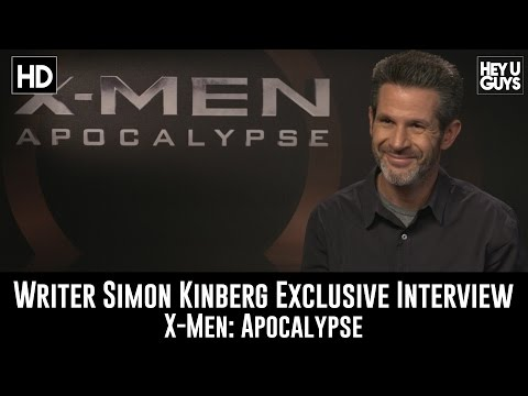 Simon Kinberg Exclusive Interview - X-Men Apocalypse