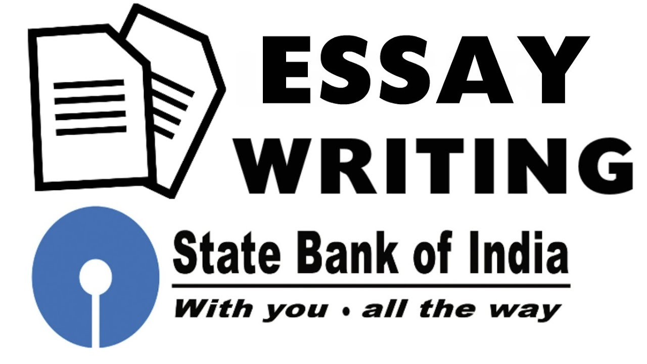 Essay writing format for bank po exam 2016