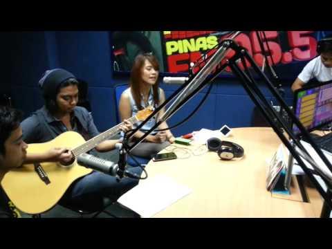 Blue Violet on Pinas FM 95.5