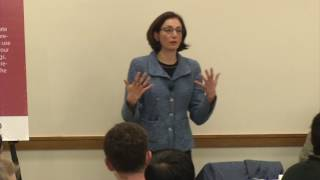 HLS Library Book Talk | Alexandra Lahav,