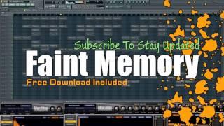 Free Hip-Hop Instrumental:Faint Memory(D/L Included)