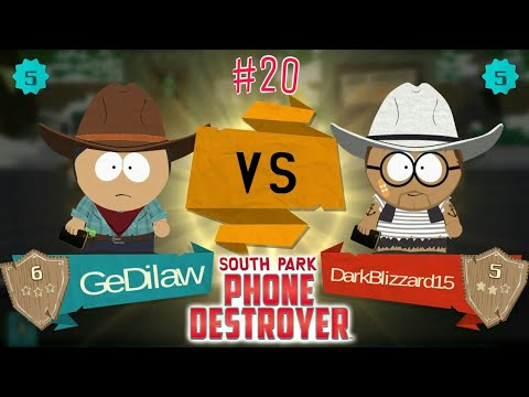PvP Series [Part 6] 🎮 SOUTH PARK: PHONE DESTROYER -Ep7- The Holy Road #20