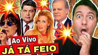 🔴🔥BOMBA: Datena é ACUSADO por ASSÉDIO por sua REPORTER, Chico Pinheiro é AMEAÇADO