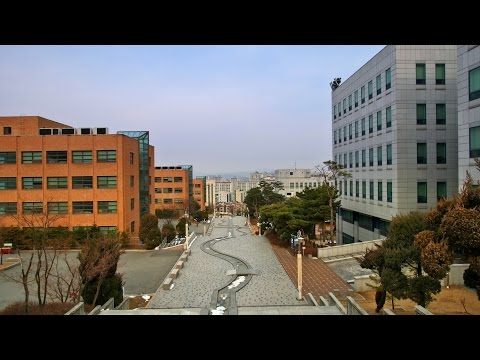 Dankook University Jukjeon Campus Footage with Panasonic G7(2)