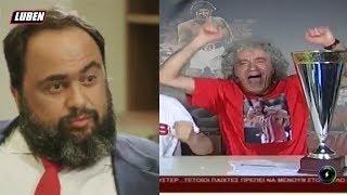 B. Μαρινάκης Vs Τάκης Τσουκαλάς   Luben TV