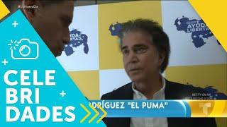 El Puma Rodríguez y Carlos Baute en 'Venezuela Aid Live'   Un Nuevo Día   Telemundo