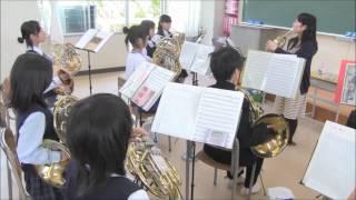 吹奏楽クリニック 金管楽器 ~高知編~