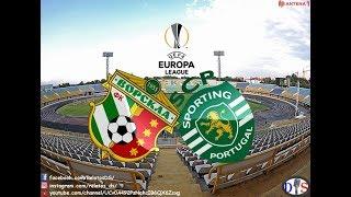 Rdio Antena 1 - Vorskla x Sporting - Relato dos Golos