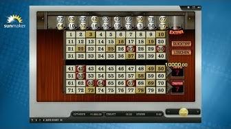 Classic Bingo - Merkur Automat - sunmaker