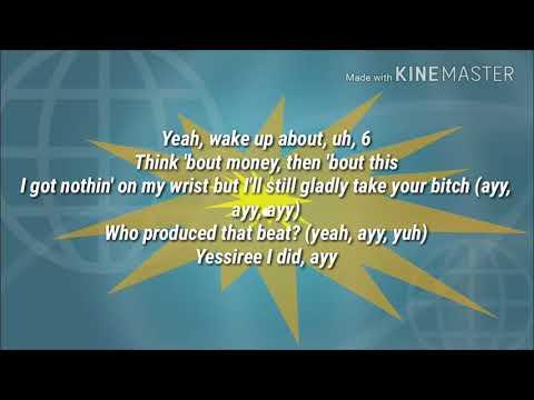Rich Brian - Crisis ( Intrumental Lyrics Karaoke )