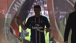 Le carton rouge controversé de Thiago Silva / 2012-13