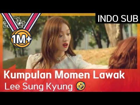 Kumpulan Momen Lawak Lee Sung Kyung 🤣 #CheeseInTheTrap 🇮🇩 INDO SUB 🇮🇩