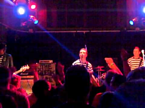The Manges - live at Reggie's in Chicago