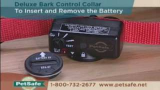 Petsafe Deluxe Bark Control Collar Tips - Www.petsafe.net