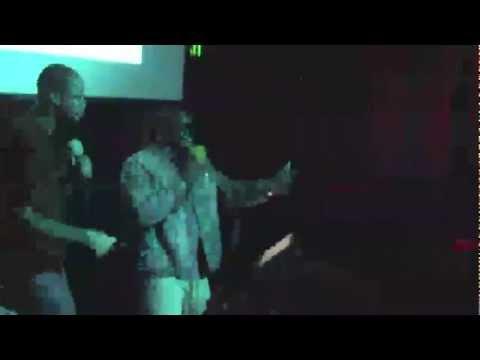 The Rhyme Along - Hip Hop Karaoke LA - 07.06.12 - Public Service Announcement by LAME