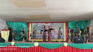 Persembahan Mongigol Sumundai Sempena Festival Kebudayan Rungus Sabah 2019 - YD Photography