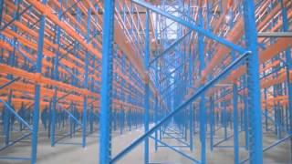 Паллетные фронтальные стеллажи от компании «Автопроммаркет»(Обзор паллетных(фронтальных) стеллажей. Купить стеллажи Вы можете оформив заявку на сайте, или позвонив..., 2016-04-06T04:00:42.000Z)