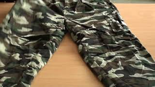 В1 (7).  Микс  военный одежды, камуфляж