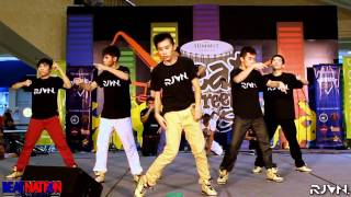 [HD] BeatNation feat. Rejuvenate at the GRAND FINALS of the Beat Street Dance Competition 2012