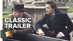 Sherlock Holmes (2009) Official Trailer #1 - Robert Downey Jr., Jude Law Movie HD