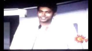Robo Endhiran Audio Release Function Tamil : Malaysia : Jayam Ravi 2