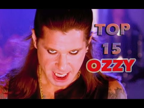 OZZY OSBOURNE / BLACK SABBATH - Top 15