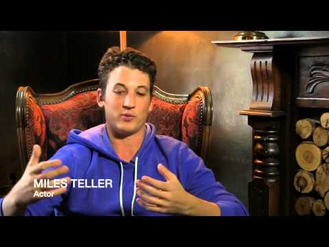 Miles Teller Talks to The Hop Interview