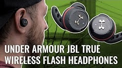 JBL Under Armour True Wireless Flash Review