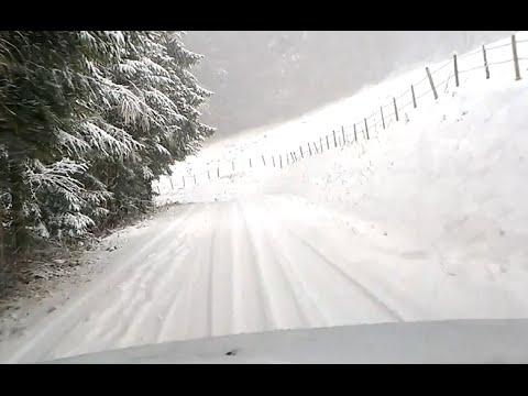 Der Winter ist da... mit dem Dacia Duster kein Problem
