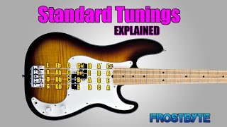 standard tunings explained - from e-f# | discussion