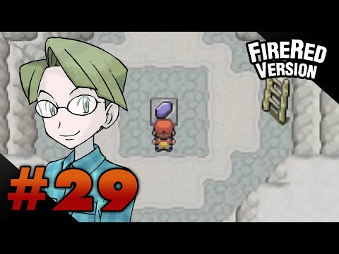 Let's Play Pokemon: FireRed - Part 29 - The Sapphire