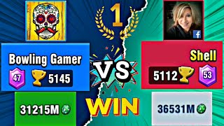 Top Best Player gameplay Bowling Crew -3D bowling game ||bowling gamer || screenshot 2