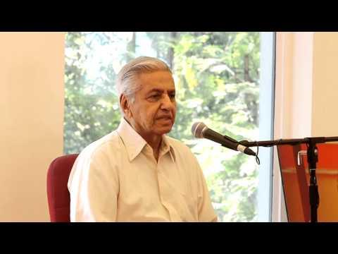Meaning of the  word Yoga Part I--Srivatsa Ramaswami