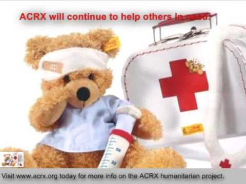 Free Discount Cards Donated To Public Health Management Corp  By Charles Myrick of ACRX