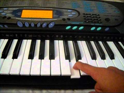BigBang Love Song piano tutorial