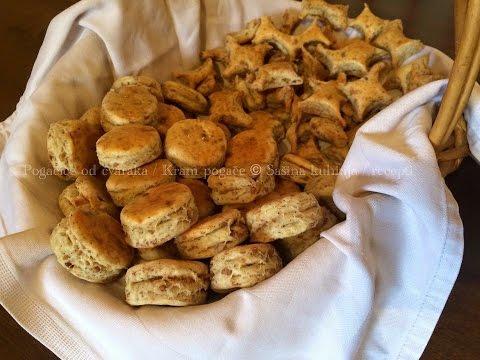 Fornetti od čvaraka, čvarkuše, kram pogačice - Sašina kuhinja