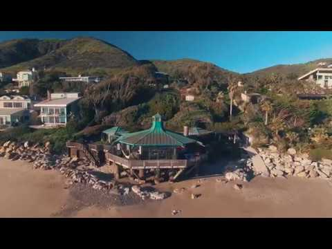 SPECTACULAR MALIBU BEACHFRONT ESTATE RENTAL - St. James + Canter Proudly Presents