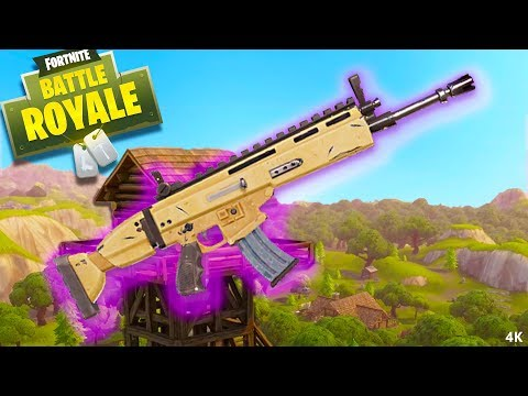 The Best Rifle Legendary Loadouts Fortnite Battle
