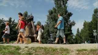 ( Латвия ) Рассказ о городе Вентспилс | Ventspils