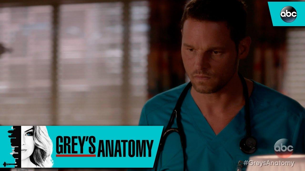 Alex Karev Has a New Boss Sneak Peek - Grey\'s Anatomy - YouTube