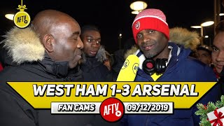 West Ham 1-3 Arsenal | We Need To Play To Pepe's Strengths!