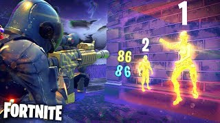WALL HACKING IN FORTNITE WITH THIS GUN!! | Fortnite Pt.10 [Duo Mode] New Weapon - Thermal Scope AR